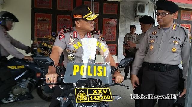 Direktorat Sabhara Polda Lampung