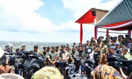 Gugurnya Prajurit TNI