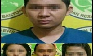 Empat Remaja Diamankan Satreskoba Polres Banyuwangi Usai Pesta Sabu
