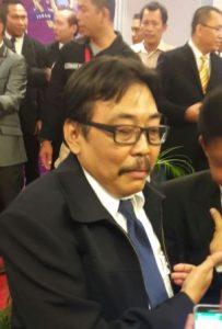 Didik Setiawan Ketua Kadin Cabang Kabupaten Tangerang