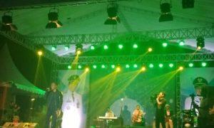 Konser Tunggal Bupati Morowali dalam Rangka HUT Kabupaten Morowali 2