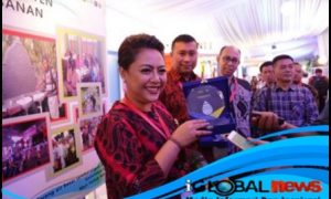 Pamsimas Munduk Temu Terbaik se-Indonesia, Bupati Eka Terima Pamsimas Award