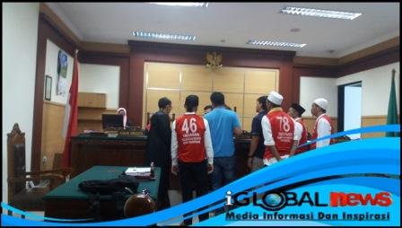 Sindikat Senpi Rakitan Disidangkan di Pengadilan Negeri Tangerang