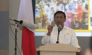 Tanggapan Wiranto Tentang Pencalonan Dirinya Sebagai Wakil Presiden