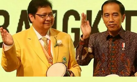 Jokowi-Airlangga