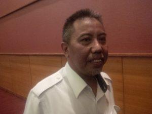 Foto: Kepala Pelaksana BPBD Sumatera Selatan (Sumsel) Iriansyah.