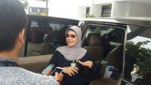 Foto: Ketua Pengadilan Tinggi Banten, Sri Sutatik.