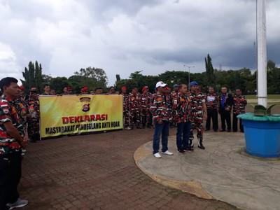LMP Markas Daerah Banten Deklarasi Anti Hoax