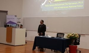 Eminent Speech on Counter Terrorism