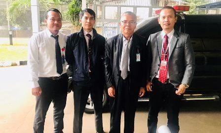 Gratifikasi Hakim PN Tangerang