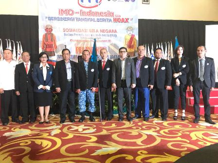 Sekjen IMO-Indonesia