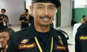 Senkom Mitra Polri Kota Tangerang Mengenal Sosok Sang Ketua