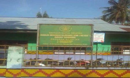 SMK MA'ARIF 1 SEMAKA