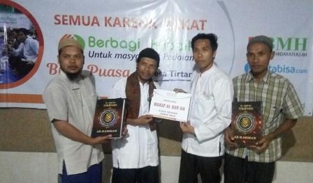 BMH Berbagi Kebaikan di Tirtanadi