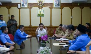 Gubernur Aceh Imbau KNPI Bersatu