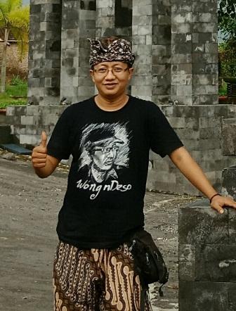 Rudi Hartono Latif (Ketua Asosiasi Badan Permusyawaratan Desa Kabupaten