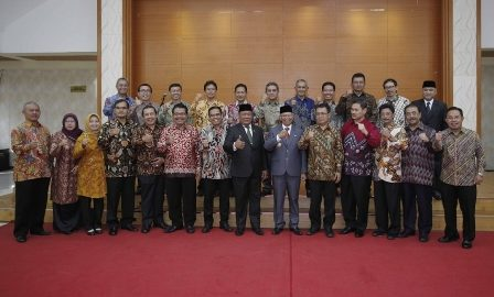 Pjs Wali Kota Tangerang M.Yusuf Resmi Akhiri Masa Jabatan