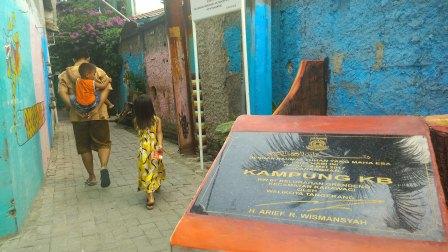 Kampung KB Karawaci Mengubah Warga dari Tak Paham Hingga Paham Pentingnya Keluarga Berencana