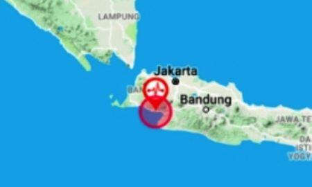 Gempa Bumi Lebak Selatan