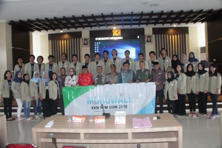Mahasiswa UGM KKN