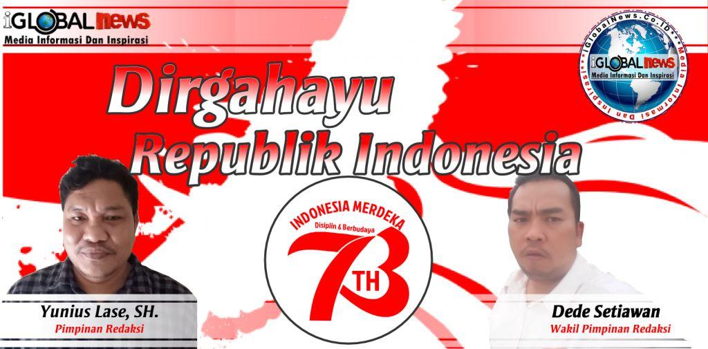 Iklan HUT RI iglobalNews