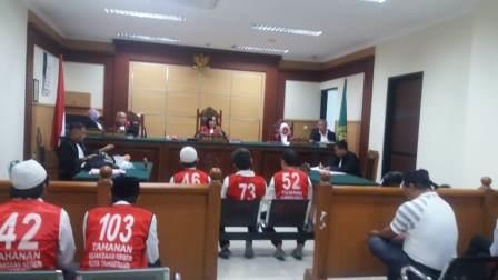 Sindikat Narkoba Jaringan Internasional Miliki 239 Kg Sabu, Disidangkan di PN Tangerang