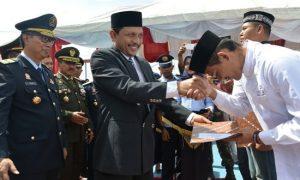 Warga Binaan di LP Kelas IIA Banda Aceh Terima Remisi
