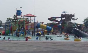 Wisata Kolam Air