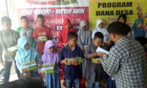 Sekretariat #Cakra 19 Aceh Tim Relawan Jokowi Diresmikan