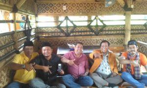 Silaturahmi Caleg Partai Hanura Kota Tangsel dengan Tingkat Provinsi Banten