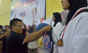 Walkot Banda Aceh Buka Kejuaraan Taekwondo se-Aceh dan Sumut