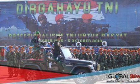 HUT Ke-73 TNI