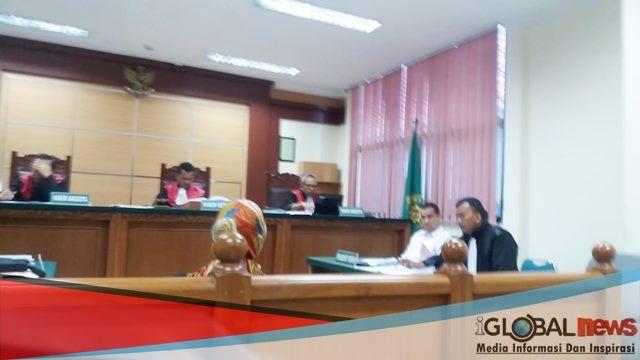 Foto: Sidang lanjutan terdakwa Adhiharto Budi Kusuma Direktur PT. ALL.