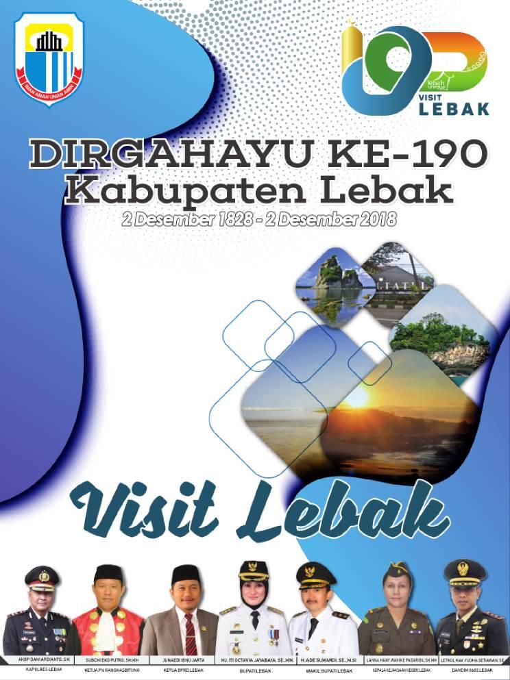 Iklan Visit Banten
