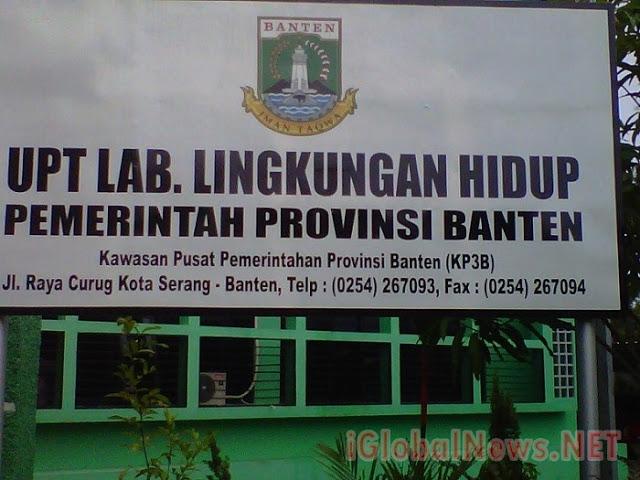 Kunjungan Gubernur Banten