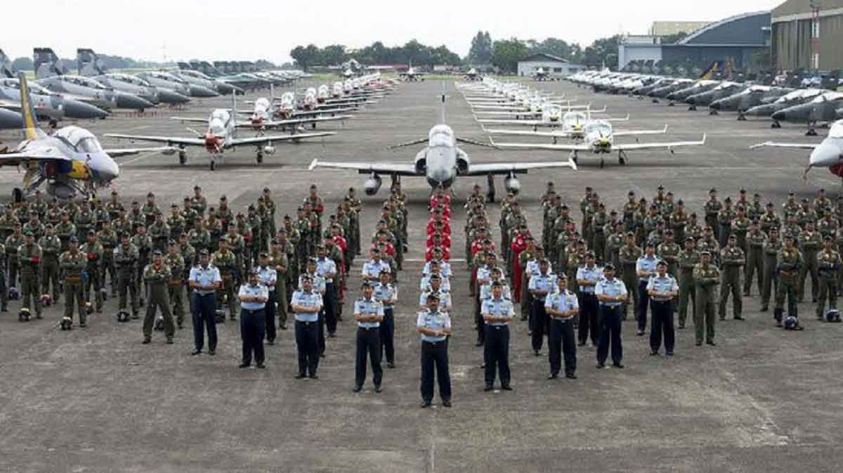 TNI AU 71