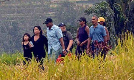 Keluarga Barack Obama
