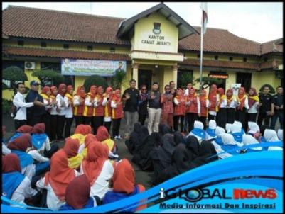 LSM GERAM Banten Bersama OKP Peringati Hari HIV AIDS