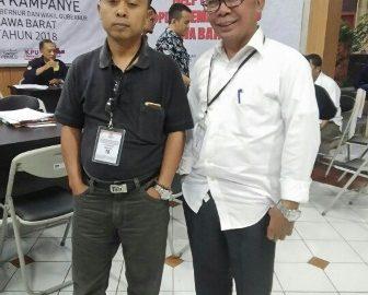 Koesnadi Wirasapoetra, Aktivis Pegiat Lingkungan Hidup Calonkan Diri di DPD RI Jabar