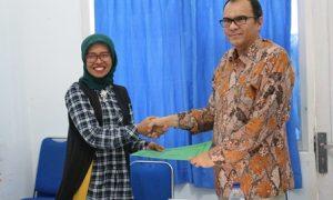 Syera Fauzya Lestari Terpilih Sebagai Ketua Senat ISBI Aceh