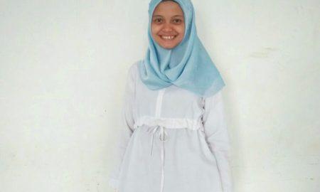 Eva Nurcahyani Kader HMI Komisariat Pamulang Cabang Ciputat