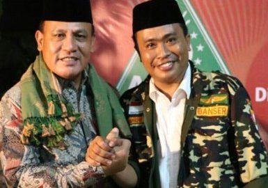 Ketua PW GP Ansor NTB Apresiasi TGB Dukung Jokowi Dua Periode