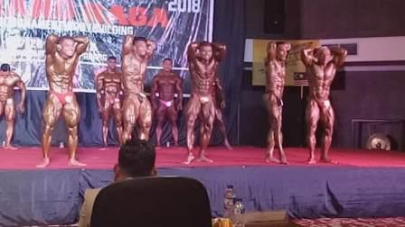Sertu Andri Yanto Kembali Raih Prestasi Internasional di Bidang Binaraga