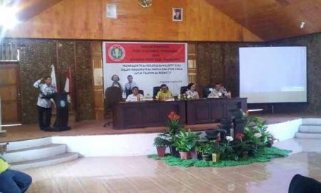 Rapat Koordinasi PGRI