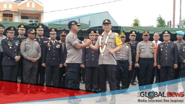 Pisah Sambut Kapolres Nias Selatan Berlangsung Sukses Iglobalnews