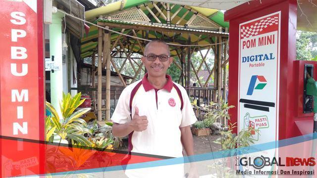 Masih Baru Obyek Wisata Alam Banyuanyar Di Kecamatan Kalibaru