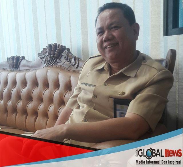 Photo H. Badri Hasun Kepala Kantor Kementrian Agama Kabupaten Tangerang.
