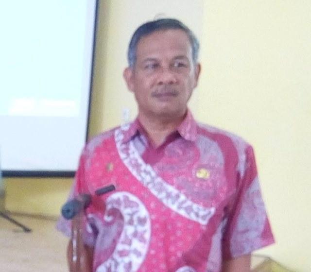 Foto: Kadisdik Rohil, HM Rusli Syarief.