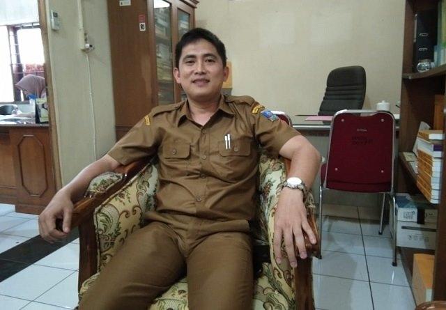 Kabid PUPR Kabupaten Serang.