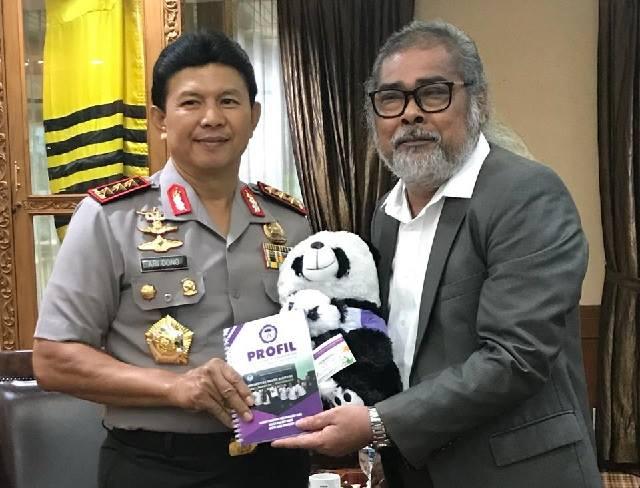 Dewan Komisioner Komnas Perlindungan Anak Pebruari 2019 bertemu Wakapolri   di Mabes Polri menggagas Kerjasama penanganan Anak berkebutuhan Khusus (ABK) yag berhadapan dengan Hukum.